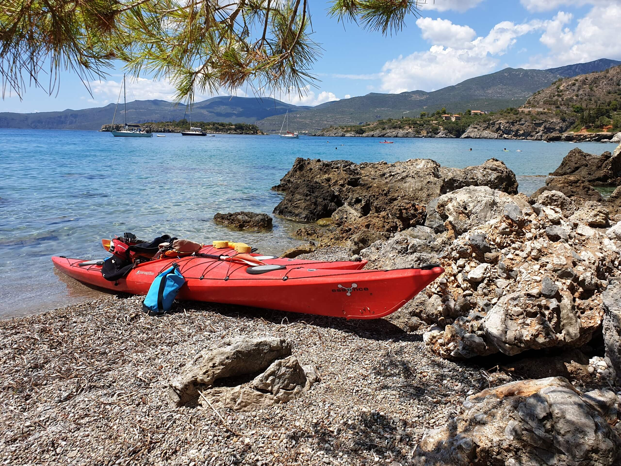 ADVENTURE CLUB HELLAS SEA KAYAK